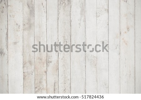 white old wooden fence. wood palisade background. planks texture #517824436