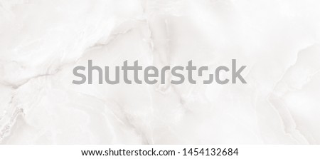 White onyx marble texture background, It can be use for Interior-Exterior home Decoration and ceramic tile surface. Foto stock ©