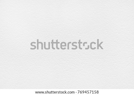 White or light grey stucco texture #769457158