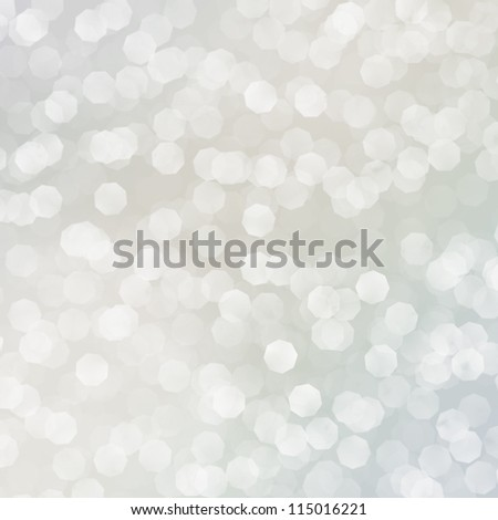 white or silver sparkles background