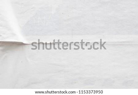 white original poster texture