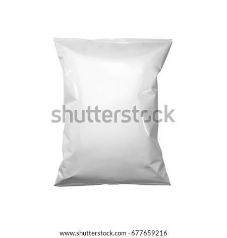 white package template #677659216