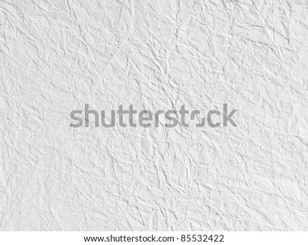 White page of paper texture