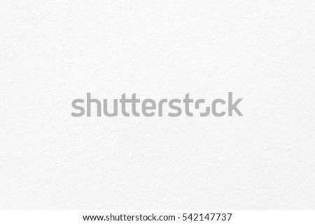 White Painting Concrete Wall Background. #542147737
