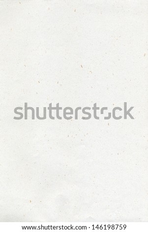 White paper background. Abstract paper texture with particles and dots #146198759