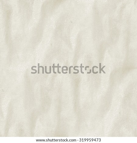 white paper background - folds surface, seamless pattern
