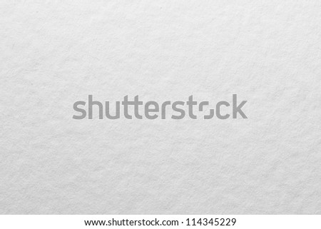White paper background, Macro closeup for design work