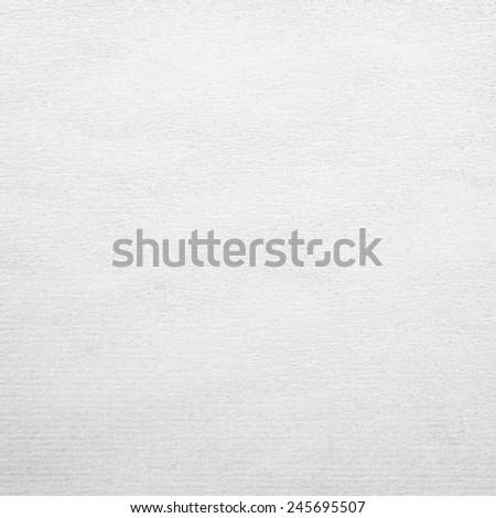 White paper background or texture