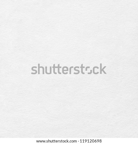 white paper texture - stock photo