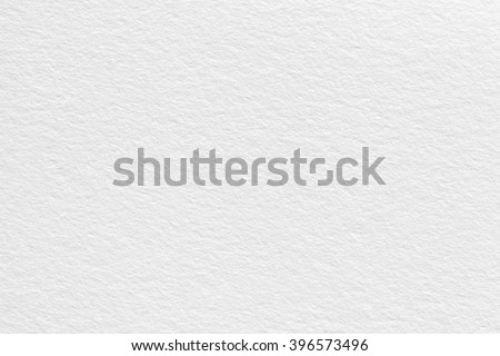 White paper texture. stock photo