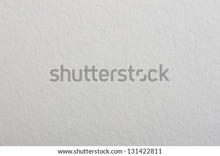 White paper texture and background