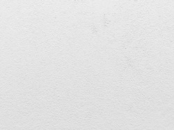 White paper texture background, black and white cement concrete texture for backgrounds