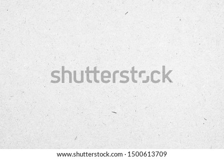 White paper texture background or cardboard surface from a paper box for packing. and for the designs decoration and nature background concept #1500613709