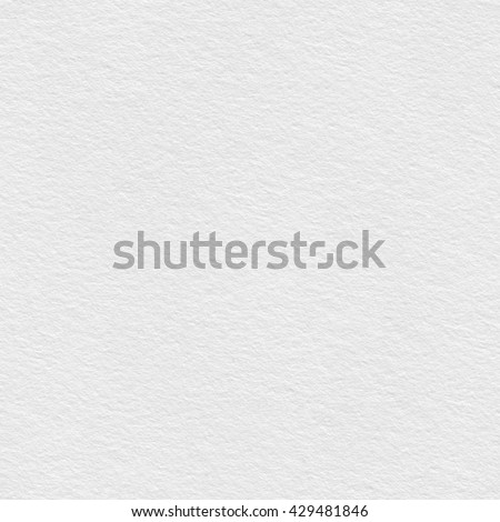 White paper texture. Seamless square texture. Tile ready. #429481846