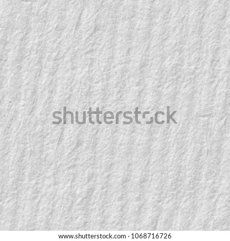 White Paper Texture With Easy Tones Seamless Square Background Tile Ready High Resolution