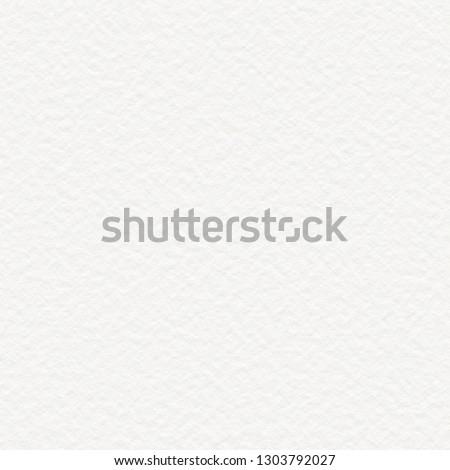 White Paper Watercolor Background Texture, very large format
