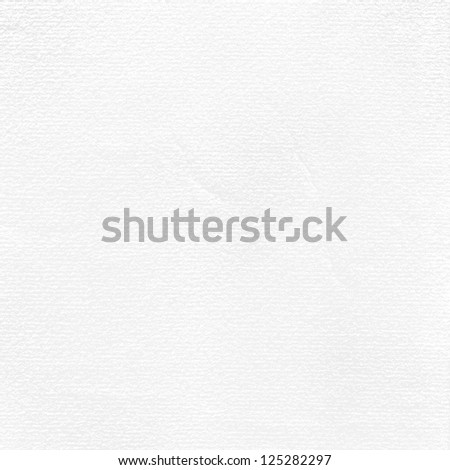 White paper watercolor texture with damages, folds and scratches. Vintage empty grayscale background with space for text. Image for clip-art design element is a bitmap copy of my vector illustration