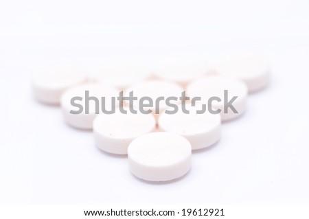 white pills #19612921
