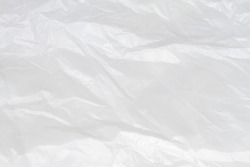 White Plastic Bag Texture, macro, background
