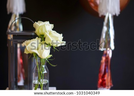 Free Photos Beautiful Roses In A Glass Vasesummer Flower Background