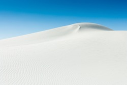 White Sand Dunes National Monument, New Mexico, USA