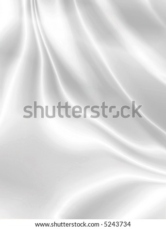 white satin background