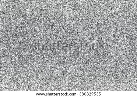 white silver glitter texture abstract background