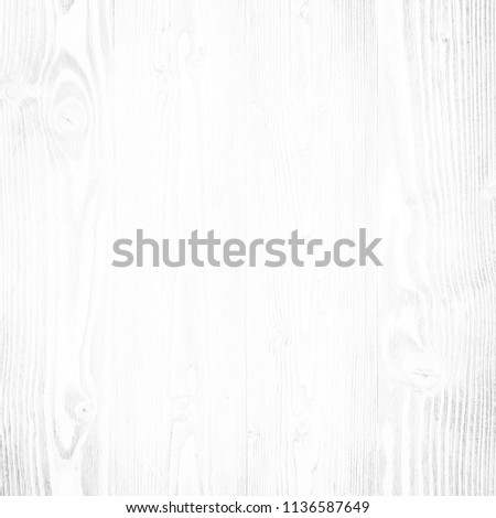 White soft wood surface as background #1136587649