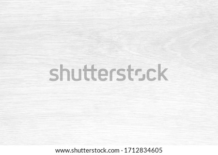 White soft wood surface as background.