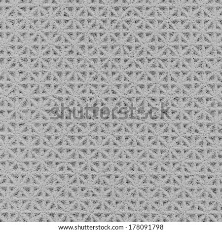 white sponge texture