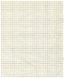 White squared paper sheet background ,textured background, paper background , school exercise book