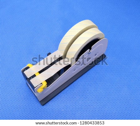 White Sterilization Indicator Tape Using In Hospital Surgical Instrument For Exposure Monitoring
