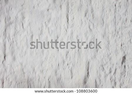 White stone plaster concrete wall wallpaper background