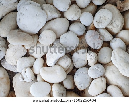 white stone textures pattern background material