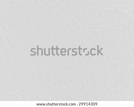 White stucco texture background
