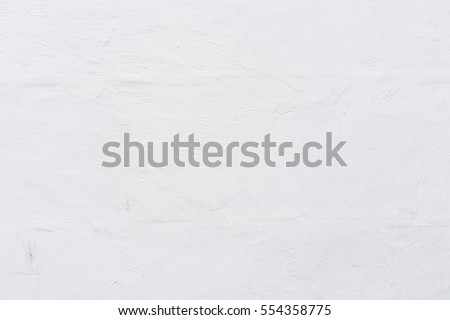 White stucco wall texture background. Abstract background, empty template. #554358775