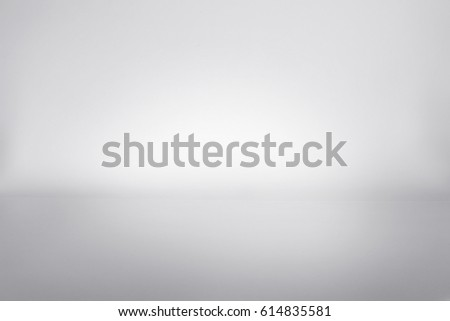 White studio space. Template and background #614835581