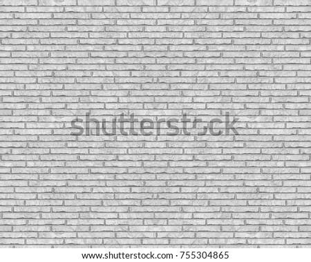 White surface brinks pattern texture