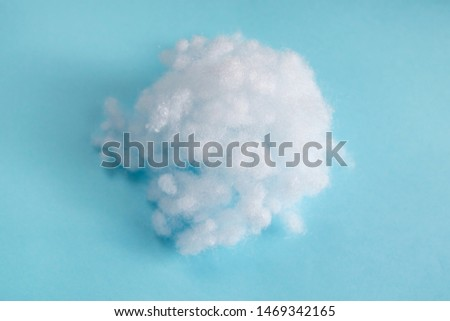 white synthetic winterizer on blue background #1469342165