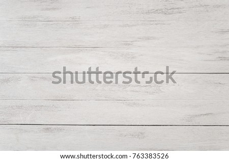white table top view and panel banner with copy space. #763383526