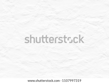 White texture background, Abstract grunge surface wallpaper of stone wall, paper, cement. Illustration design element.