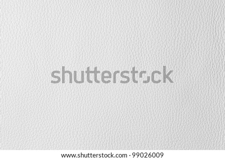 white texture leather