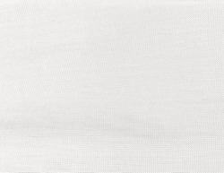 White textured fabric pattern background