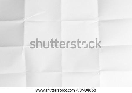 white textured sheet paper closeup