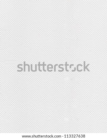White tissue paper texture background - stock photo