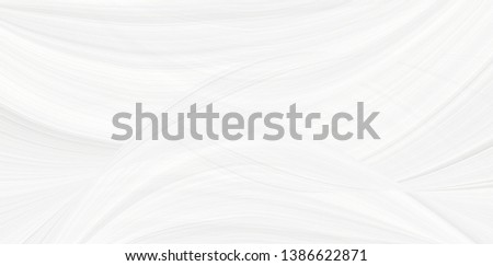 White trendy background with a smooth bend of lines and cosmic waves, illustration for a modern beautiful design. 3 d texture of festive gray sparkles, a pattern for wallpaper on the screen saver.