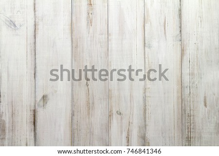 white vintage wood background