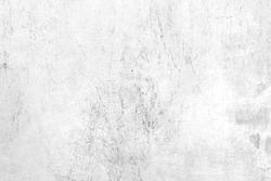 White wall concrete stone texture background, white background