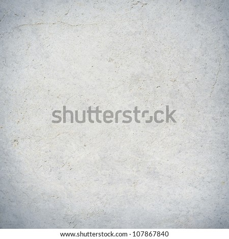 white wall texture with vignette, grunge background