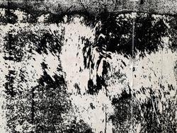 white wallwith worn paint.grunge texture